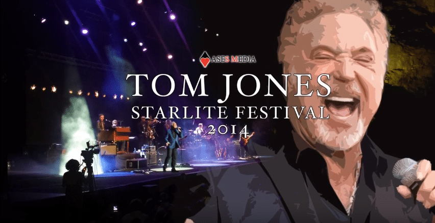 Tom Jones en Starlite