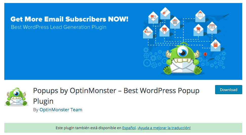 21 Plugins de WordPress imprescindibles para hacer Marketing en tu web 9